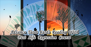 Advance  Tarot  Card  Reading  Session  With  Past  Life  Regression  Course