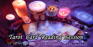Celebrity Tarot Card Reader Astrologer Priyanka Sawant Mumbai India Tarot Card Reading Session