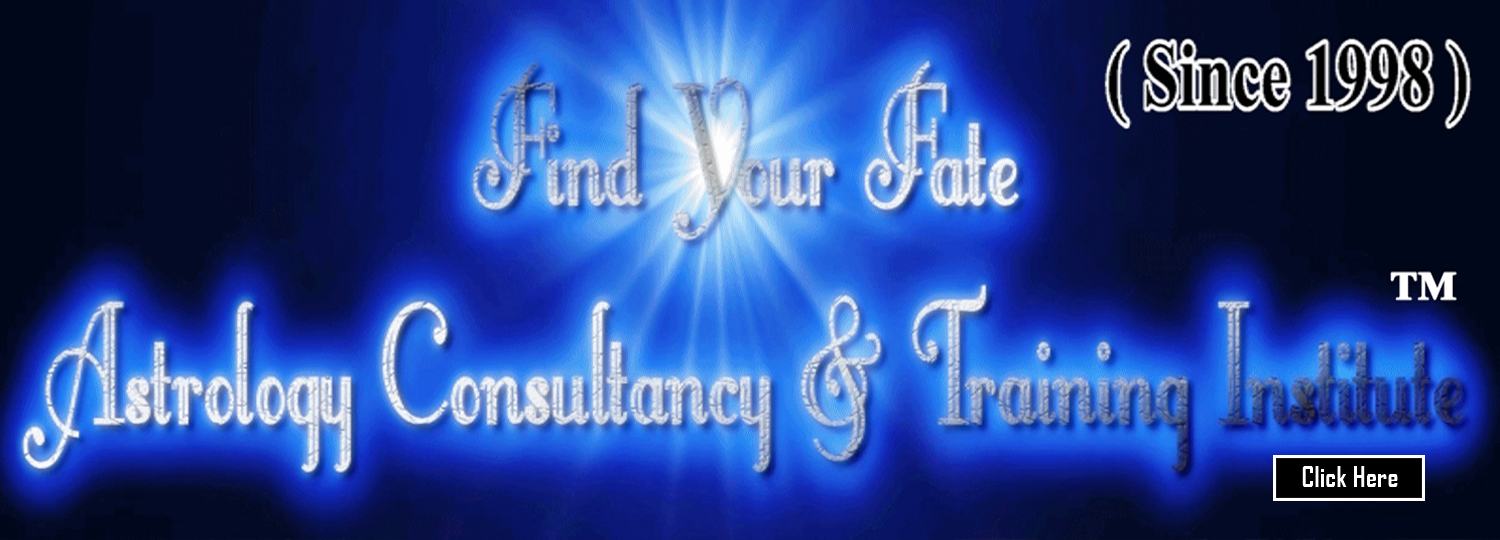 3 Find Your Fate Astrology Consultancy And Training Institute logo – home page banner